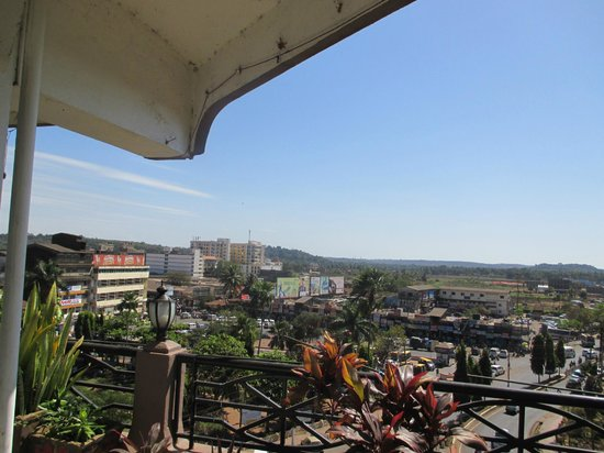 Ruchira : View over Mapusa