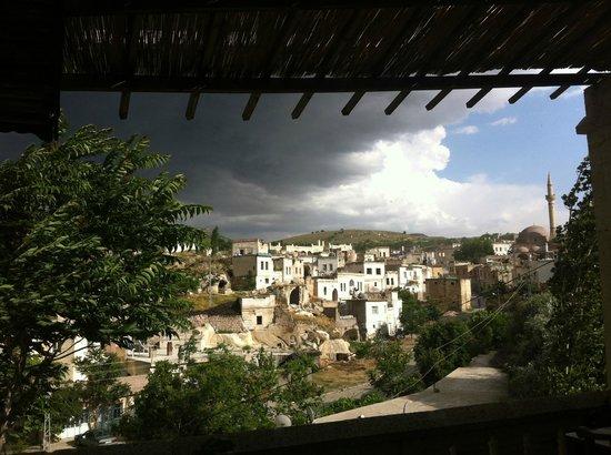 Aravan Evi Boutique Hotel: view from terrace