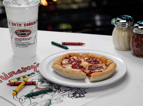 Minsky's Pizza : Minsky's Kids Meal