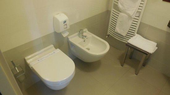 Hotel La Cartiera: bagno