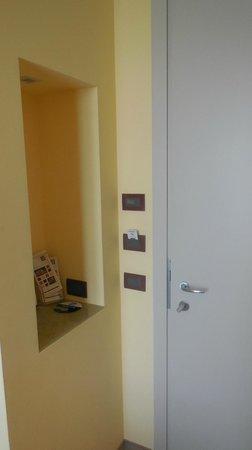 Hotel La Cartiera: stanza