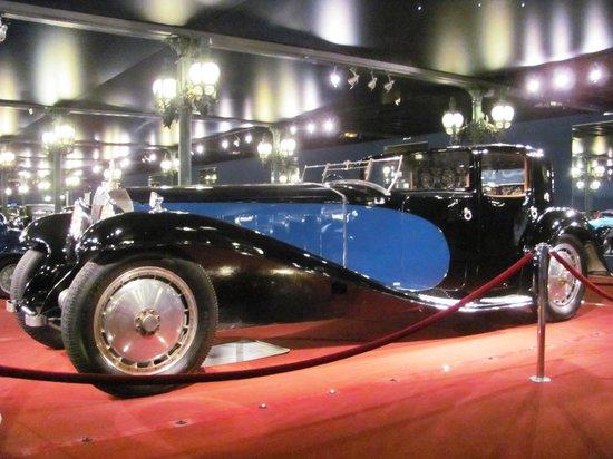 Cité de l'Automobile - Collection Schlumpf: Would love to drive this!