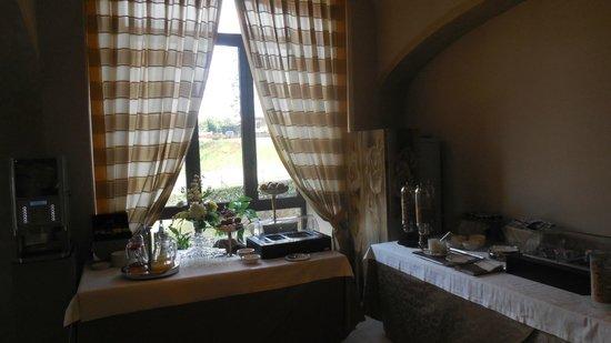 Hotel La Cartiera: colazione
