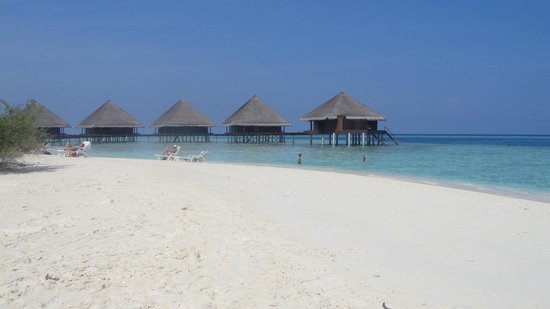 Adaaran Club Rannalhi: Water Bungalows