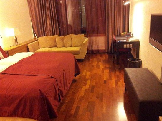 Radisson Blu Marina Palace Hotel, Turku : Zimmer