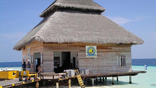 Adaaran Club Rannalhi: Dive Centre
