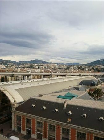 Ibis Nice Centre Gare: Vista da Janela do quarto