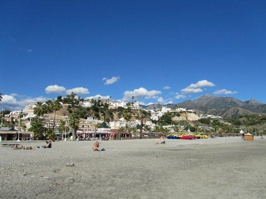 Playa de Burriana: vanaf de vloedlijn