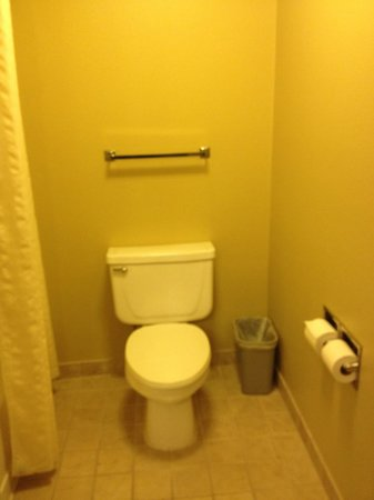 Oxford Suites Chico: Bathroom RM 425