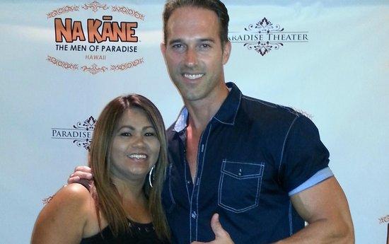 Na Kane - Men of Paradise: handsome