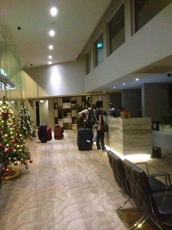 Bay Hotel Singapore: Lobby