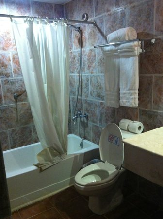 Grand Paradise Samana: Bathroom