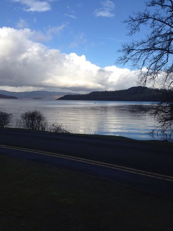 Cameron House on Loch Lomond: Room view