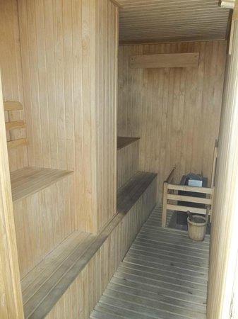NH Buenos Aires 9 de Julio: sauna