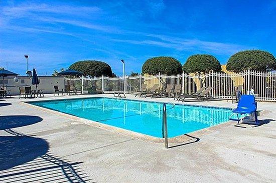 Motel 6 Vista: Pool