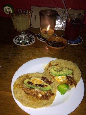 Cactus: tacos