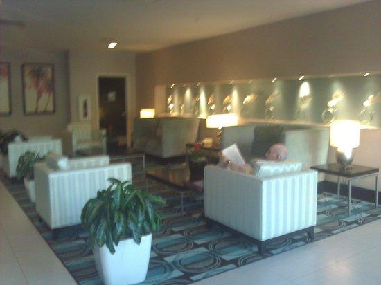 Crowne Plaza Hollywood Beach: lobby