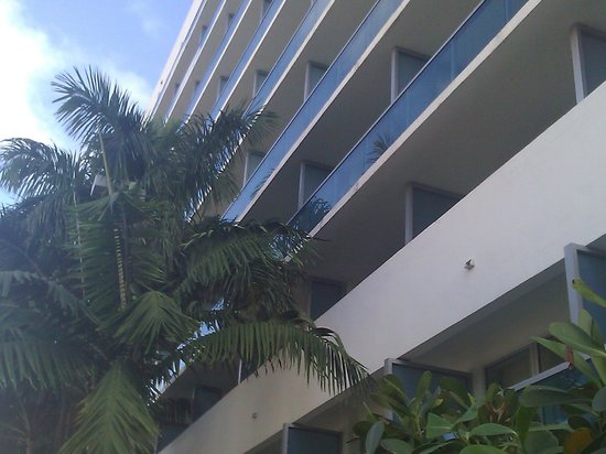 DoubleTree Resort by Hilton Hollywood Beach: exterior