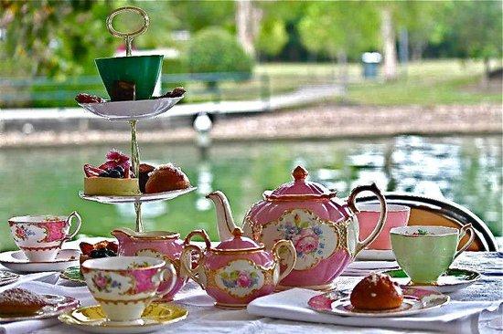 The Rose Room High Tea cafe