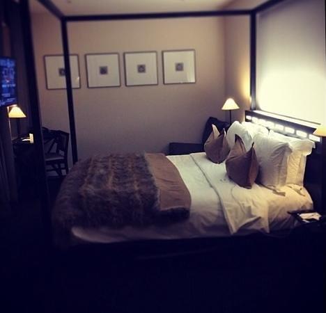 The Nadler Soho : the room I had