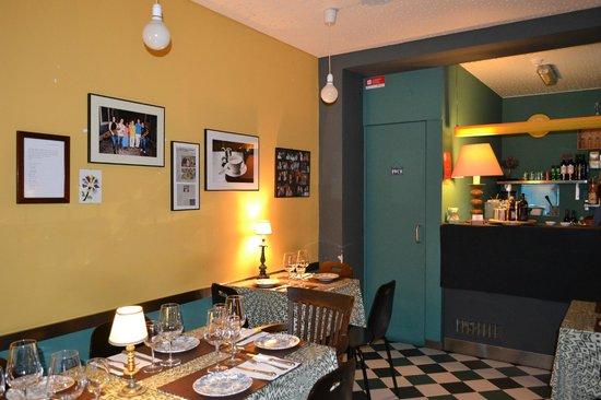 Boka De Santo: Batata doce restaurant