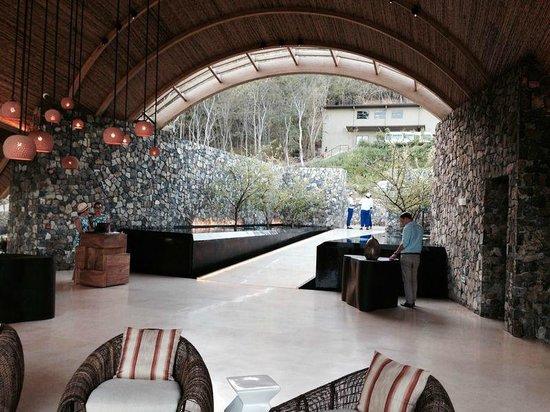 Andaz Costa Rica Resort At Peninsula Papagayo: entrance