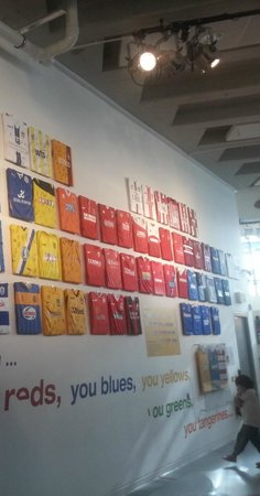 National Football Museum: Football Shirt & Art Exhibit