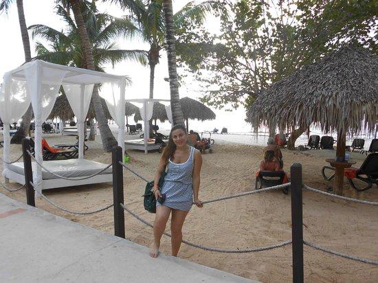 Viva Wyndham Dominicus Palace: Playa vip