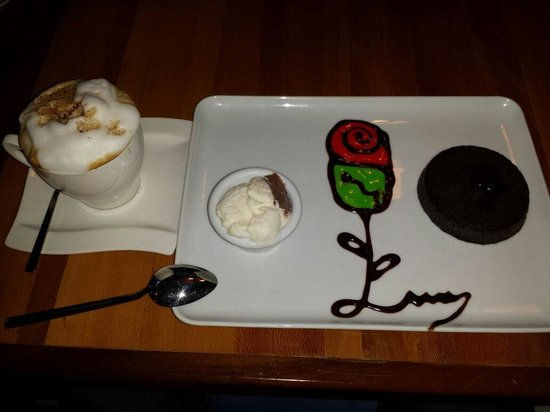 Cheers Soul Kitchen: Capuccino y souffle