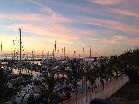 Hotel Marina: Another sunset view