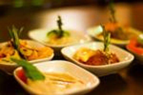Békaa Libanesisches Restaurant: 7 dish starter