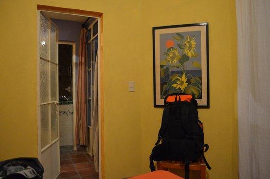 Casa de la Noche: Otra vista de la habitación