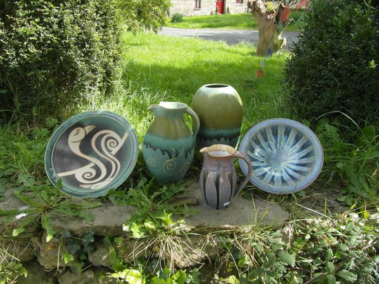 Out of The Blue: Ballymorris Pottery
