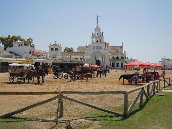 Ermita de El Rocio