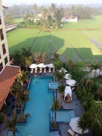 Essence Hoi An Hotel & SPA: View