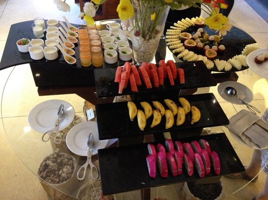 La Siesta Hoi An Resort & Spa: Breakfast was spectacular