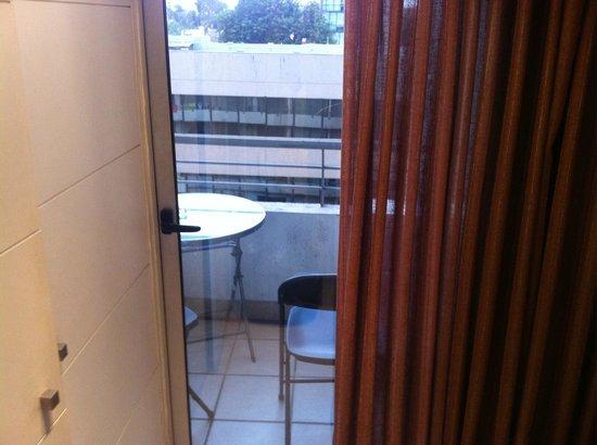 Apart Hotel Rent A Suite: Varanda