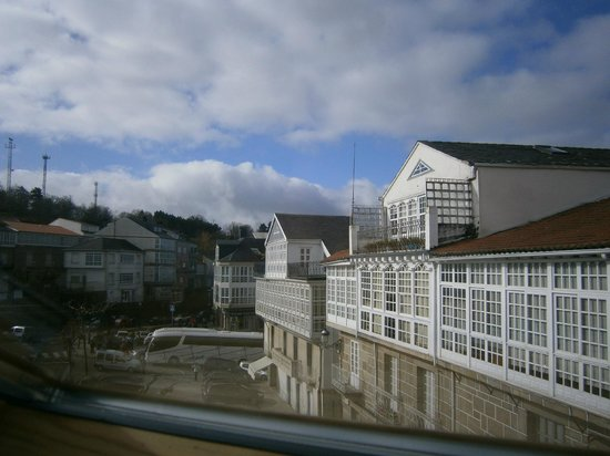 Hotel Casa De Caldelas: Vistas desde la habitación