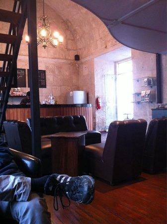 Cafe Connection: Bonito, además la música es internacional y agradable