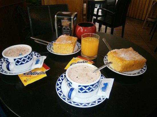 Hotel Casa De Caldelas: Desayuno