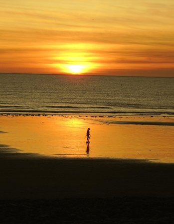 Aber Adventures: Beautiful sunsets in mid Wales