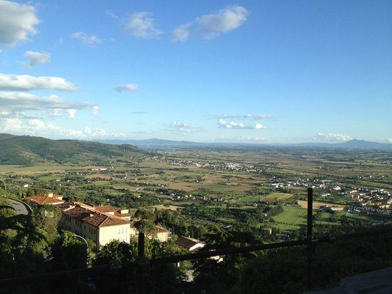 Agriturismo Rocca di Pierle: View from the property