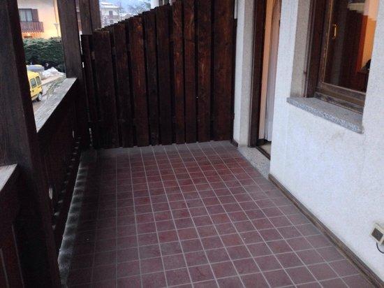 Hotel La Palu: Terrazza della camera