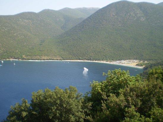 Antisamos Beach: antisamos,cephalonia