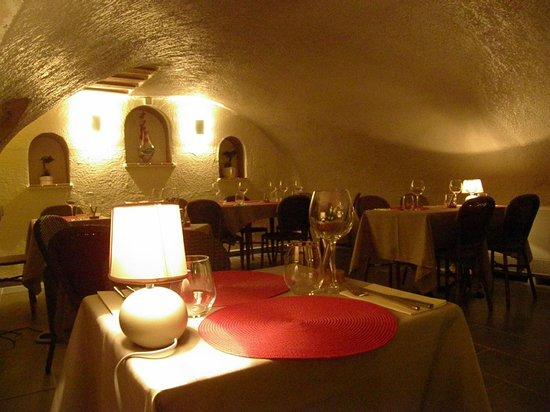 Restaurant La Voute : Venez découvrir la mise en beautée
