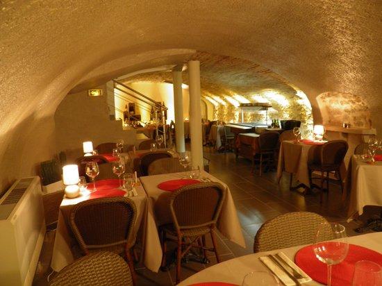 Restaurant la voute antibes restaurant avis num ro de for Restaurant antibes