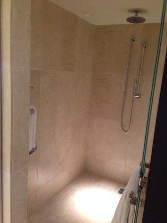 Conrad New York : Shower