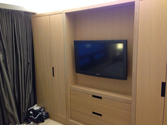 Conrad New York: Bedroom