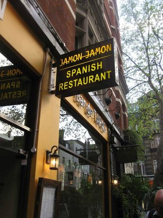 Jamon Jamon - Soho: Jamon Jamon
