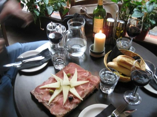 Jamon Jamon - Soho: Dinner at Jamon Jamon